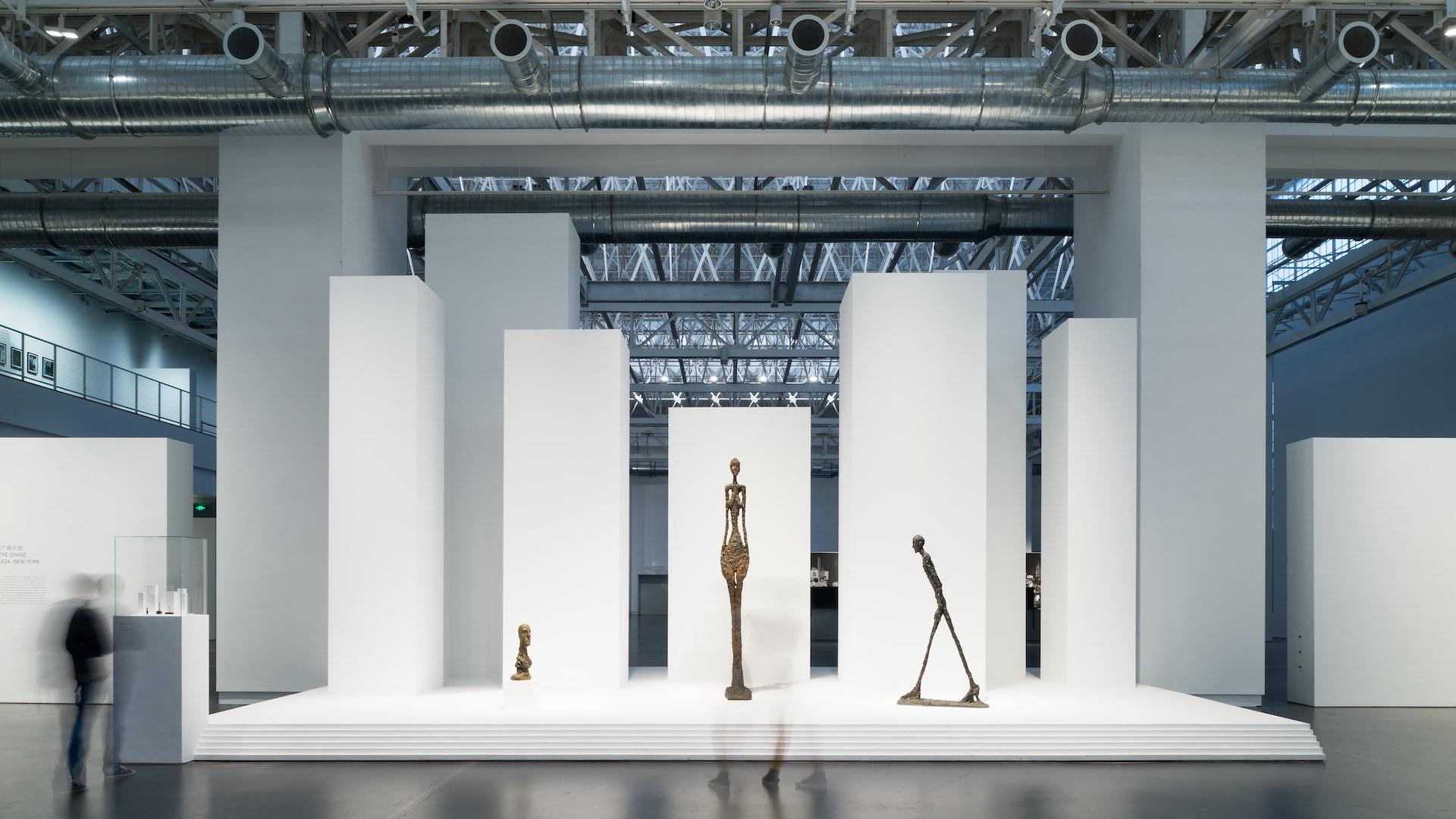 贾科梅蒂的展览设计实景图.jpg