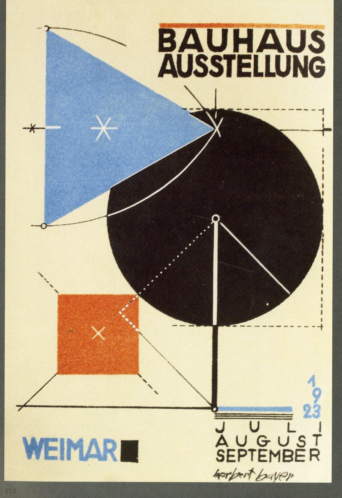 1923年包豪斯作品展海报.jpg
